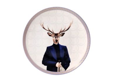 Assiettes au quotidien - Deer est la nouvelle collection Bear - VITELLI DESIGN STUDIO