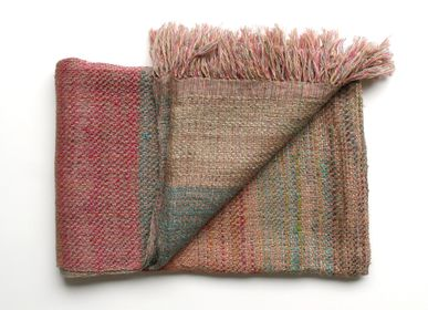 Throw blankets - Hope plaid - ML FABRICS