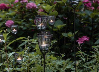 Decorative objects - Garden tea lights - VAN VERRE