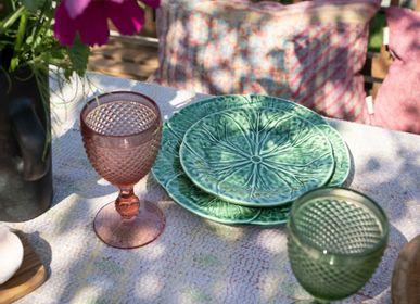Art glass - Diamond glassware  - VAN VERRE