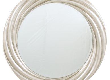 Mirrors - Round Swirl Mirror - RV  ASTLEY LTD