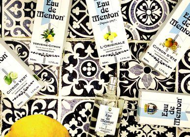 Fragrance for women & men - Eau de Menton - Eau de toilette range - PRESTIGE DE MENTON