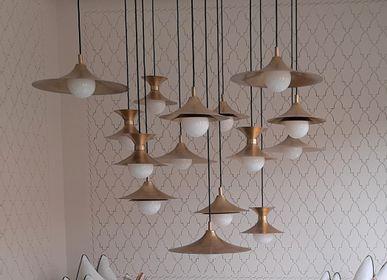 Hanging lights - Cymbal suspensions - ATELIER LANDON