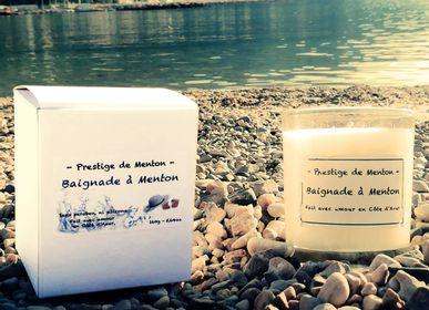 Candles - Handcrafted scented candles - PRESTIGE DE MENTON