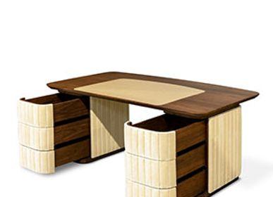 Autres tables  - Edith | Le bureau - ESSENTIAL HOME