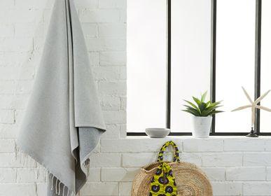 Autres linges de bain - Fouta Eponge Unie en coton recyclé - BY FOUTAS