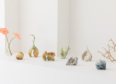 Objets de décoration - Artiste Céramiste coréen: Lim Ji-hyun - ICHEON CERAMIC
