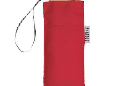 Prêt-à-porter - Micro-parapluie - Rouge - DAUPHINE - ANATOLE