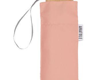 Prêt-à-porter - Micro-parapluie - Rose poudré - MADELEINE - ANATOLE