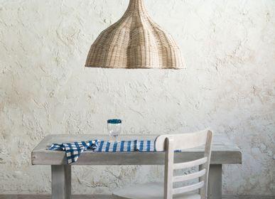 Decorative objects - Bunga rattan lamp - MAHE HOMEWARE