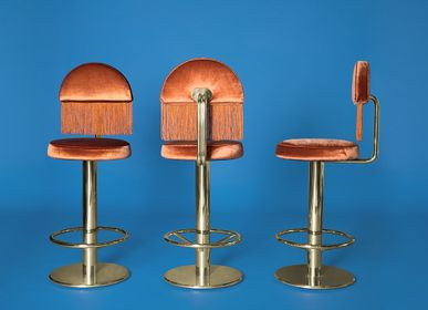 Chairs for hospitalities & contracts - ZSA ZSA | Bar Chair - ESSENTIAL HOME