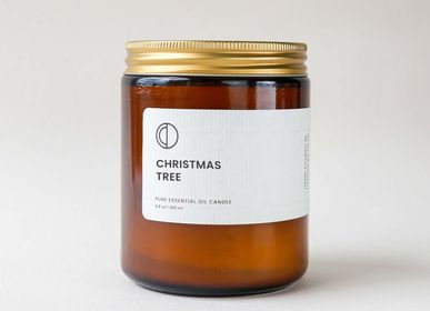 Gifts - Christmas Tree Candle - 250ml - OCTO LONDON LTD
