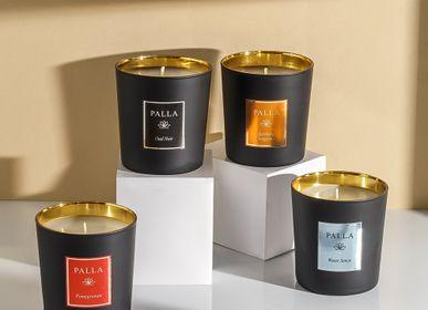 Decorative objects - Premium Black Candles - PALLA CANDLES