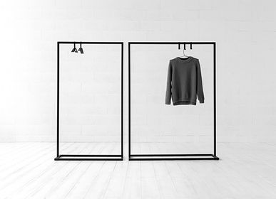Wardrobe - USUAL  | CLOTHING RACK|STAND | WARDROBE - IDDO