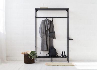 Wardrobe - SOLO | CLOTHING RACK|STAND | WARDROBE - IDDO