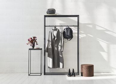 Wardrobe - SiNGLE  | CLOTHING RACK|STAND | WARDROBE - IDDO