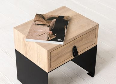 Night tables - SILENT | BEDSIDE TABLE | NIGHT TABLE - IDDO