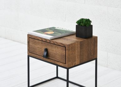 Night tables - COMFORT | BEDSIDE TABLE | NIGHT TABLE - IDDO