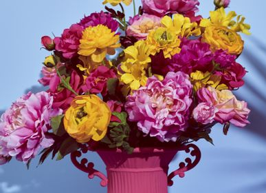 Floral decoration - Think pink - Silk-ka Artificial flowers and plants for life! - SILK-KA