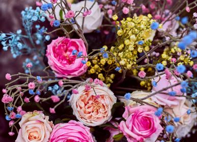Floral decoration - Sweet roses  - Silk-ka Artificial flowers and plants for life! - SILK-KA