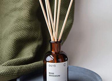 Cadeaux - Diffuseur d'huile essentielle - Géranium Rose - OCTO LONDON LTD