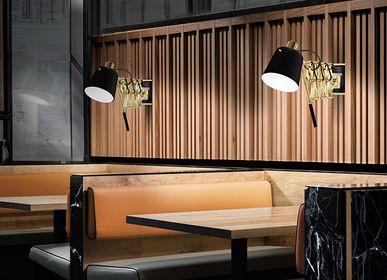 Hotel bedrooms - Pastorius | Wall Lamp - DELIGHTFULL