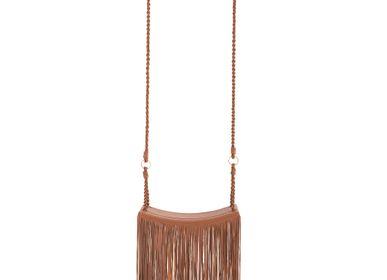 Chairs - Revoar Swing in Natural Leather - STUDIO MARTA MANENTE DESIGN