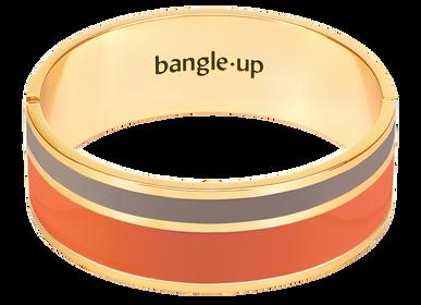 Bijoux - Bracelet Vaporetto - Fauve / écorce - BANGLE UP