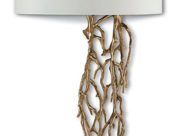Wall lamps - Brinley Antique Brass Wall Lamp - RV  ASTLEY LTD