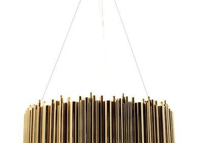 Ceiling lights - Brubeck Round | Suspension Chandelier  - DELIGHTFULL