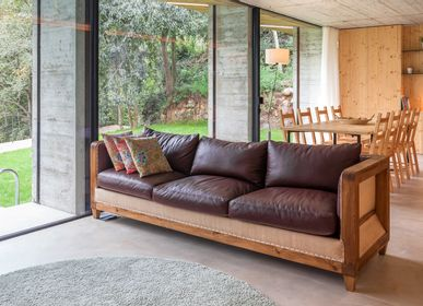 Sofas - Bambou Essence | Sofa and Armchair - CREARTE COLLECTIONS