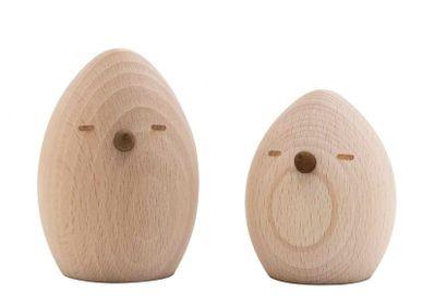 Design objects - Coffret de 2 Petits Piafs - POLOCHON & CIE