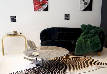 XAVIER LAVERGNE ATELIERS - Our Gallery, 07rue d'Uzès in Paris.