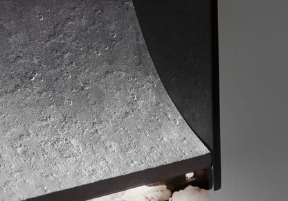 MAISON POUENAT - H wall light, Tristan Auer