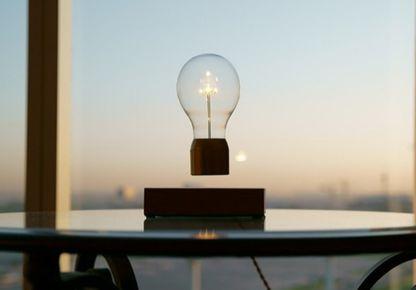 NEDGIS - Levitating bulb, Royal 2.0, Flyte