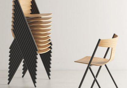 ATU - QUADRA chair - VICCARBE
