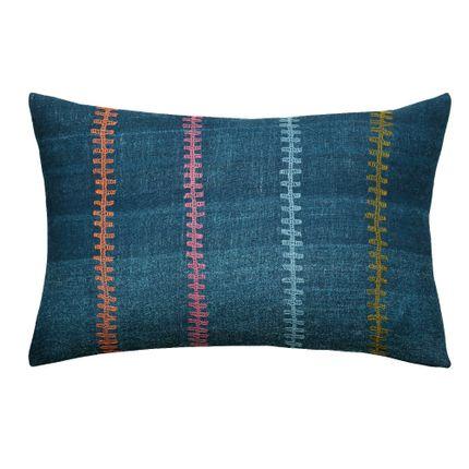 """Cushions - """"Desi"""" cushion - STITCH BY STITCH"""