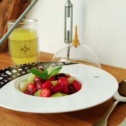 Assiettes au quotidien - Les Assiettes Parisiennes - SILODESIGN - PARIS