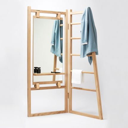 Towel racks - Le Valet. - LA FONCTION