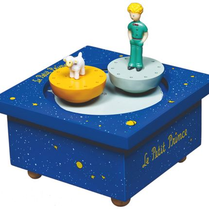 Children's bedrooms - Musical Dancing Petit Prince - TROUSSELIER ET BASS & BASS