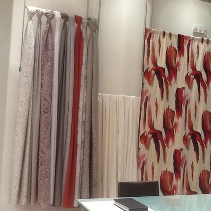 Curtains / window coverings - QUALITY FABRICS, SHEERS - PEPA PASTOR