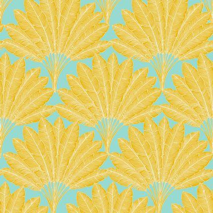 Upholstery fabrics - L'arbre Voyageur - THEVENON