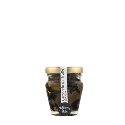 Épicerie fine - Carpaccio de truffe  - MILLE ET UNE HUILES