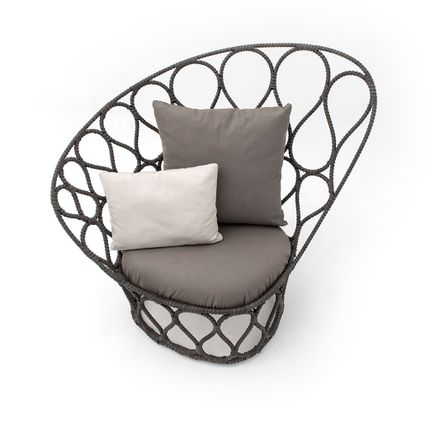 Lounge chairs - Forma Easy Armchair - KENNETH COBONPUE