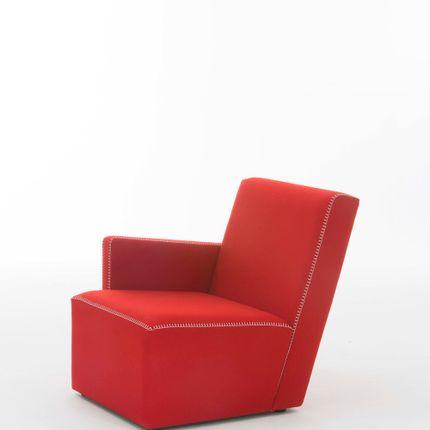Armchairs - LUTHAN armchair - D'ARGENTAT ECART
