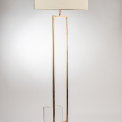 Design objects - FLOOR LAMP INCASTRO - SELEZIONI DOMUS FLORENCE ITALY