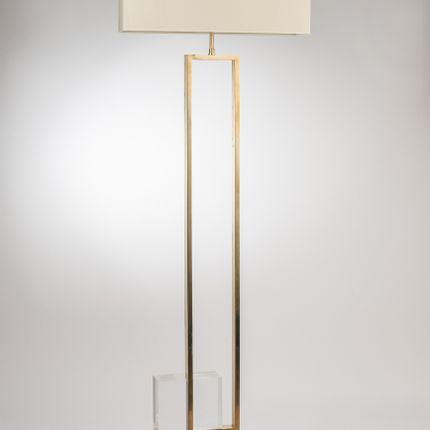 Objets design - FLOOR LAMP INCASTRO - SELEZIONI DOMUS FLORENCE ITALY