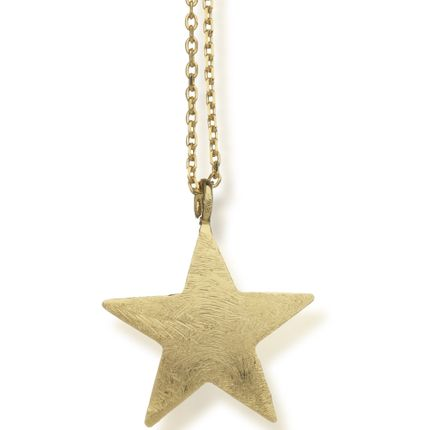 Jewelry - Star Gold Necklace - ESTELLA BARTLETT