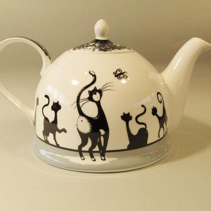 Accessoires thé / café - Teapot - TEAPOTS, MUGS & ART