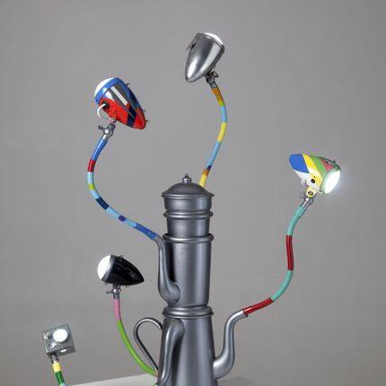 Objets de décoration - LA VOYEUSE - BOURDIER JEAN PLASTICIEN